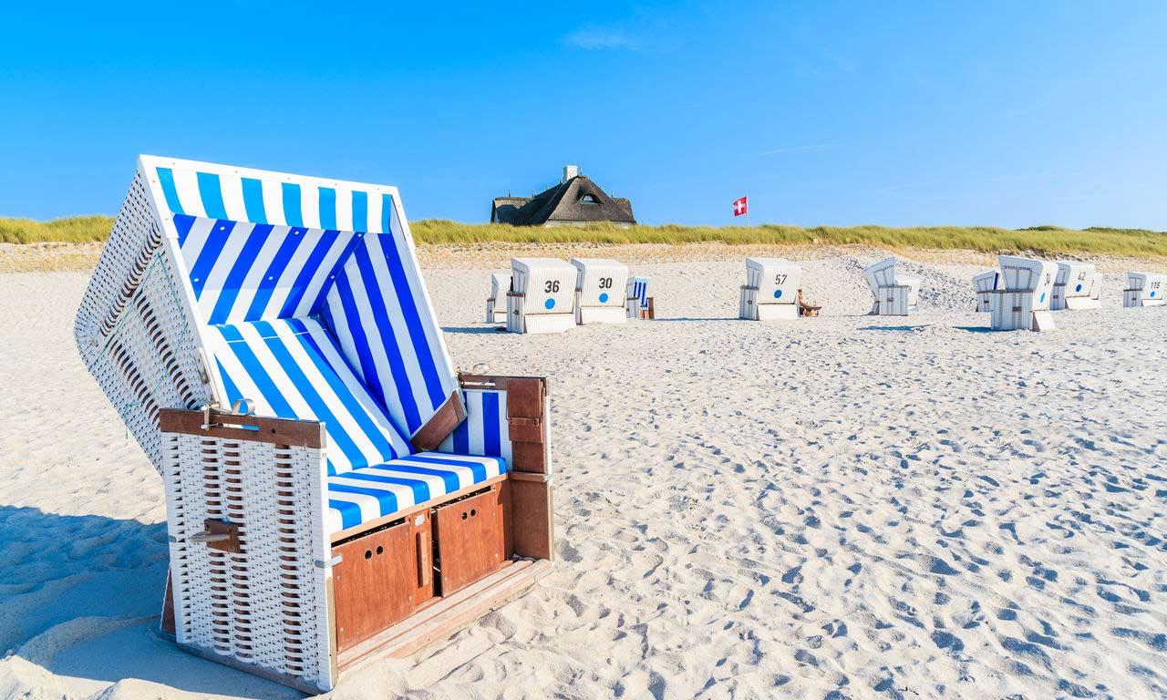 Strandkorb nordsee  Kurzurlaub an der Nordsee in Büsum - die Urlaubsfritzen