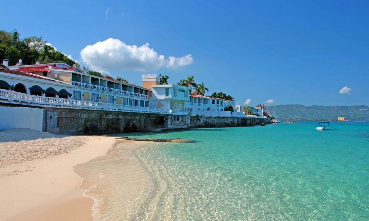 Sunset Beach Hotel And Spa Montego Bay Jamaica