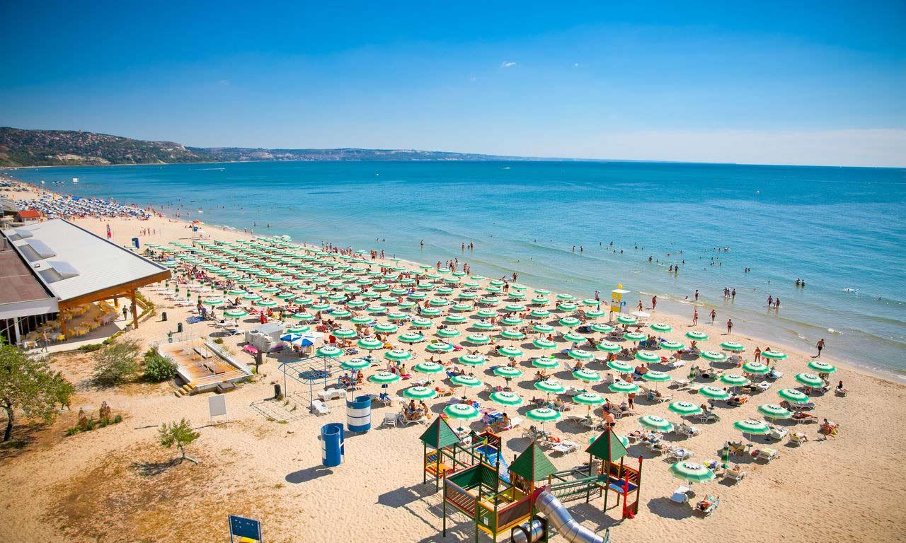 Europa Bulgarien Goldstrand Günstiger Urlaub Sandstrand