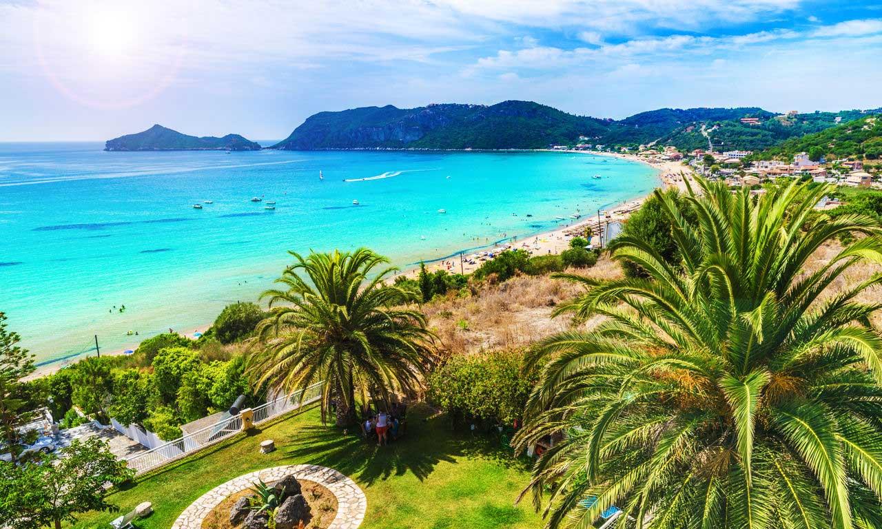 13 Tage Sommerurlaub Auf Korfu In Griechenland Die