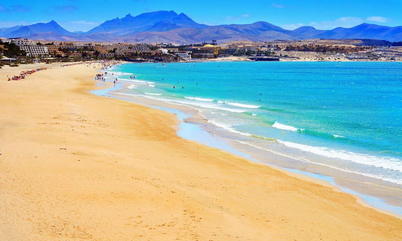 00493 europa spanien kanaren fuerteventura pauschalreise all inclusive traumurlaub esmeralda sandstrand sommer sonne