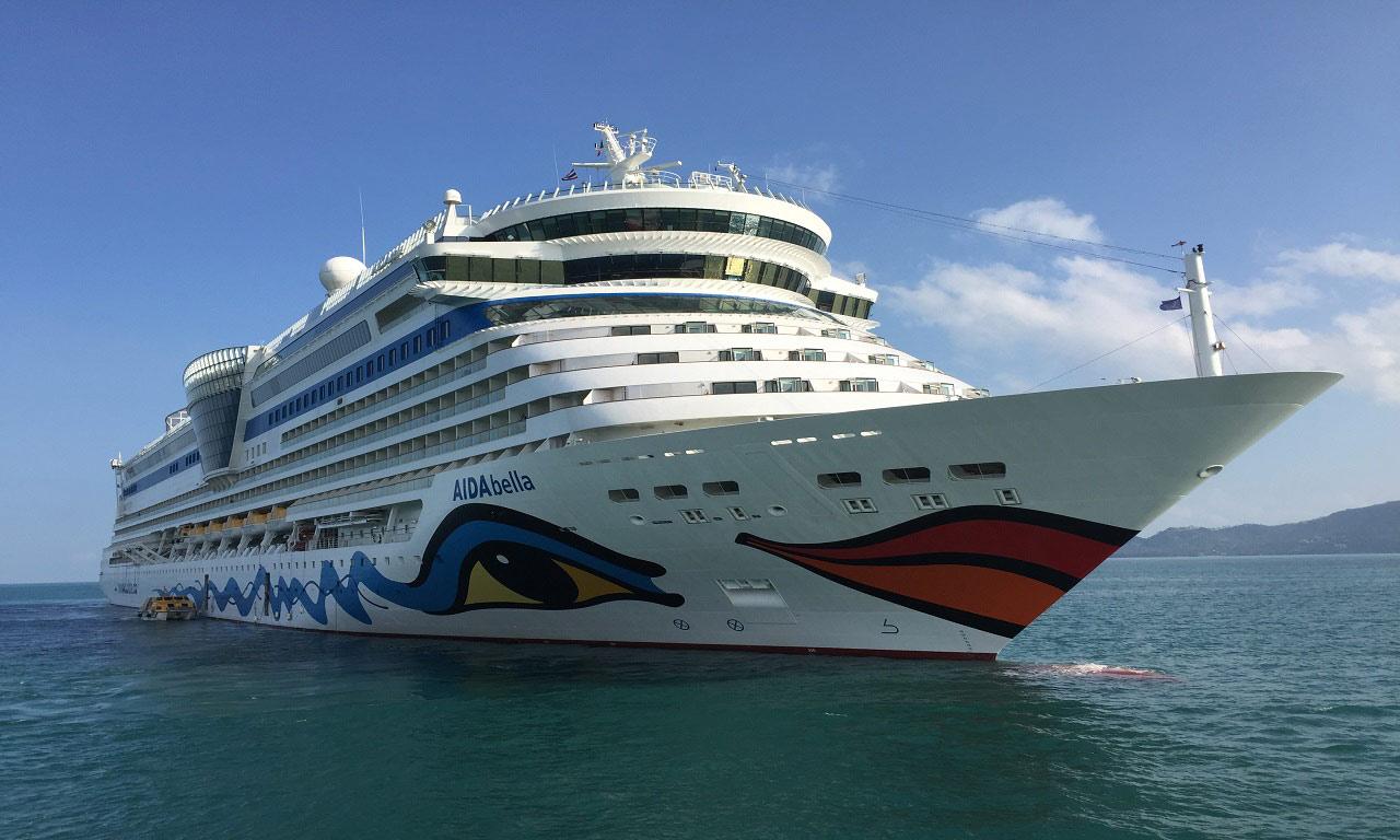 Karibik Kreuzfahrt Aida