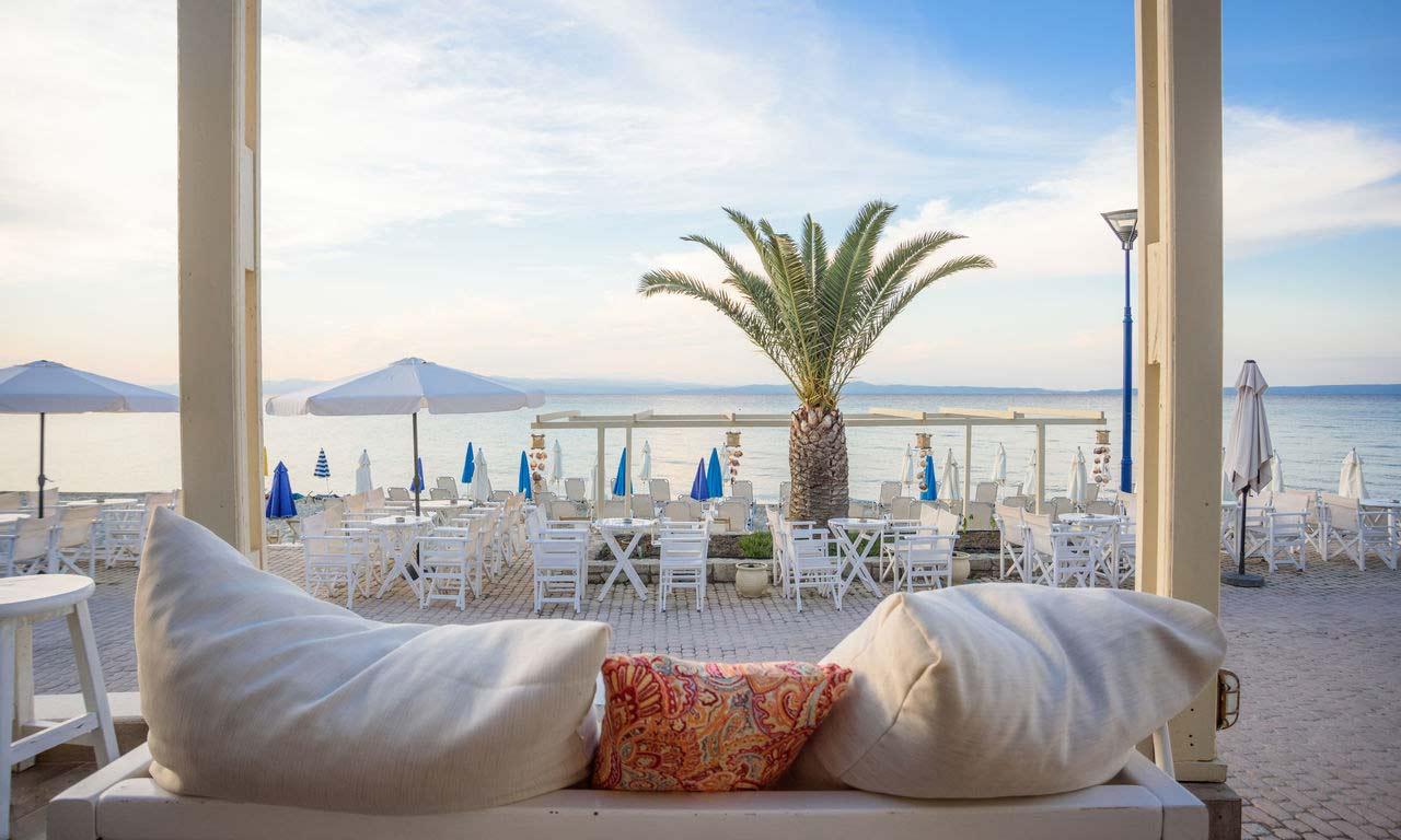 00819 chalkidiki griechenland urlaub mittelmeer sommer strandurlaub erholung strand relax