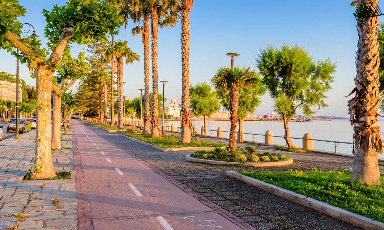 00834 kos griechenland urlaub mittelmeer insel sommer strandurlaub erholung strand uferpromenade