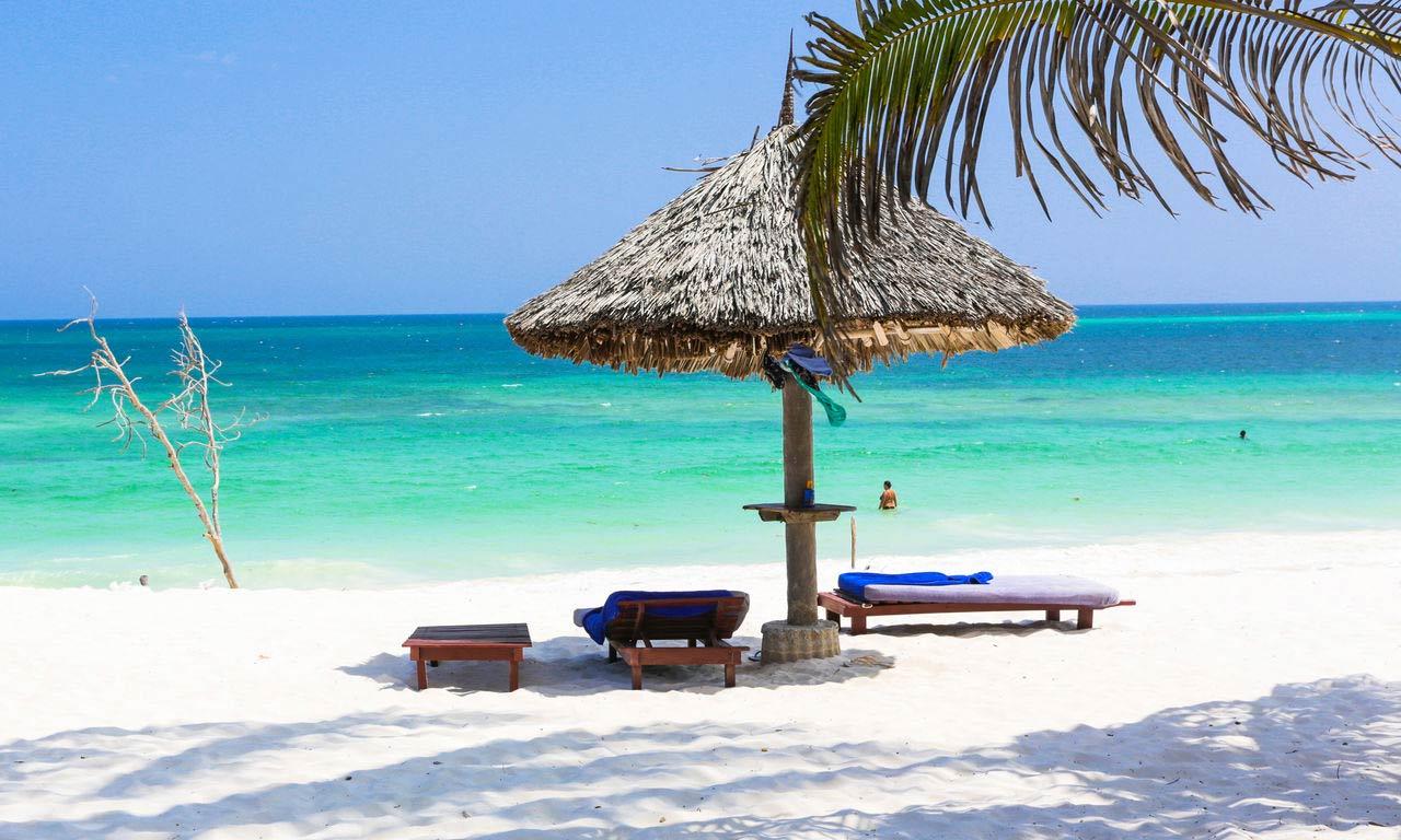 Kenia Urlaub Strandurlaub Meer Relax Chill Out Fun Sommer