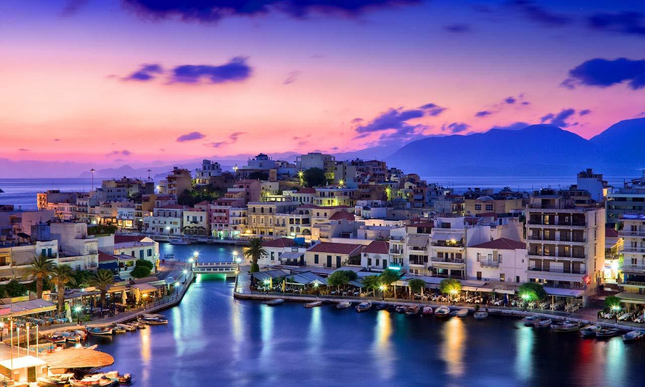 00990 hotels in kreta griechenland urlaub mittelmeer insel sommer strandurlaub erholung agios nikolaos stadt