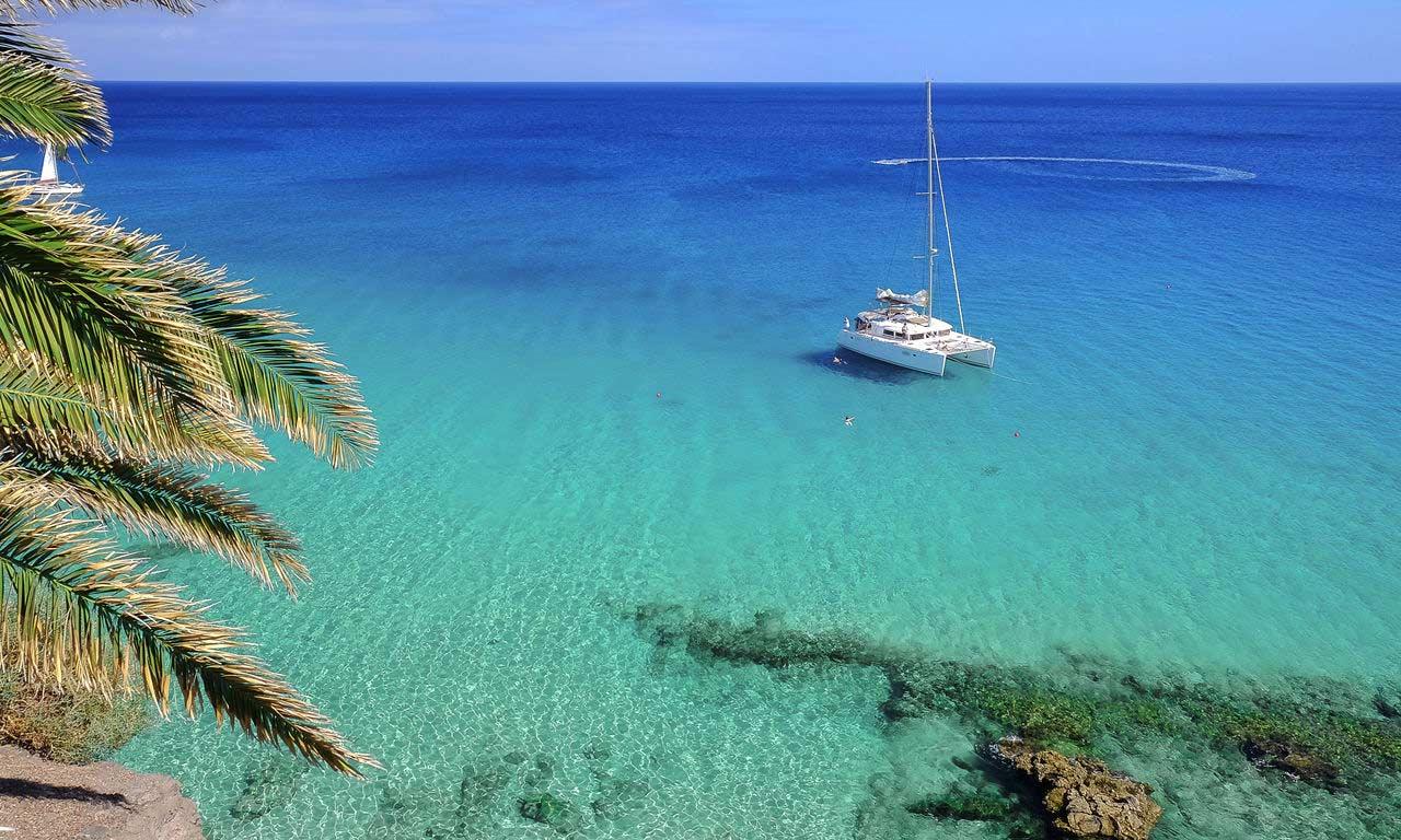 01239 fuerteventura spanien urlaub atlantik kanaren insel sommer strandurlaub playa de morro jable erholung palmen