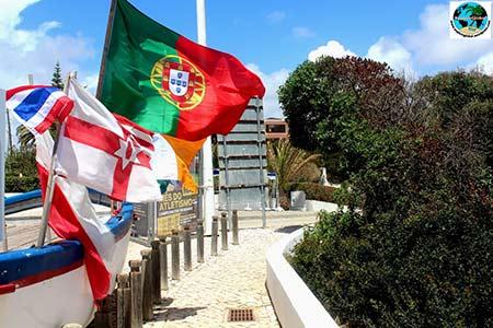 portugal algarve flagge fahne 450
