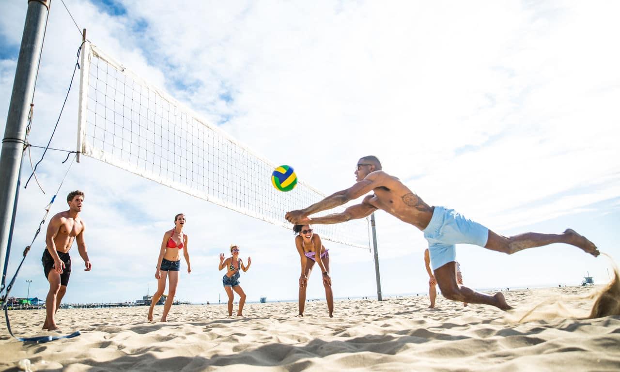 01078 robinson urlaub strandurlaub meer beach volleyballspaß fun sommer