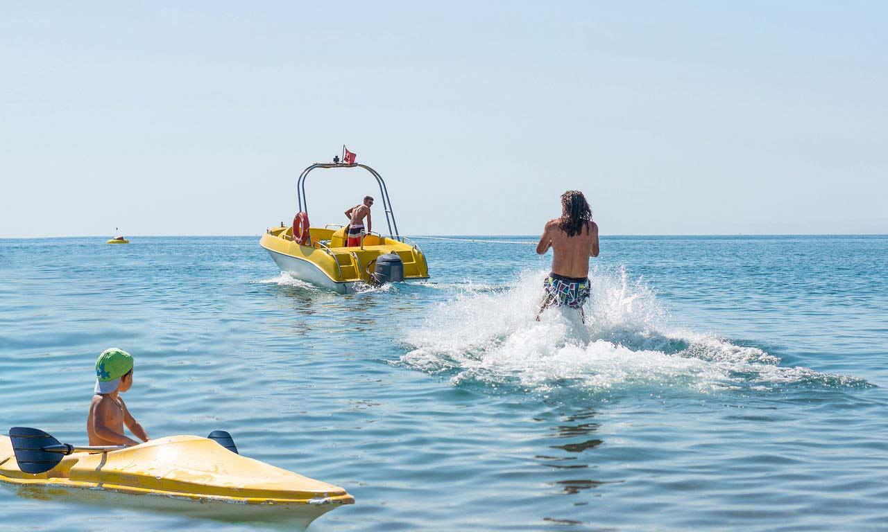 01081 ITS urlaub 5vorflug strandurlaub meer wasserski spaß fun sommer